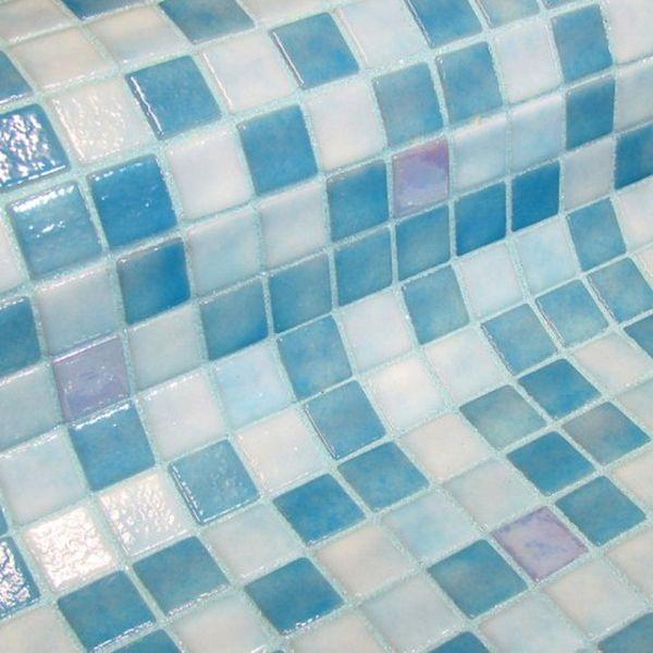 Стеклянная мозаика Ezarri Fosfo Mix Aquila 31,3х49,5 см