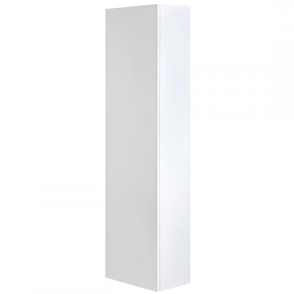 Шкаф пенал Roca Up 30 ZRU9303013 L подвесной Белый глянец пенал подвесной белый глянец l roca up zru9303013