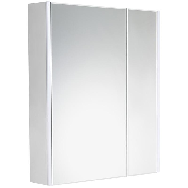 Зеркальный шкаф Roca Up 80 с подсветкой ZRU9303017 Белый глянец зеркальный шкаф roca etna 80 с подсветкой 857304445 дуб верона
