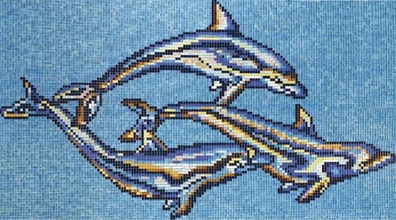 Стеклянная мозаика Ezarri Панно D - 14 / 2508 - А 224х407 см стеклянная мозаика ezarri панно d – 56 2508 а 250х250 см