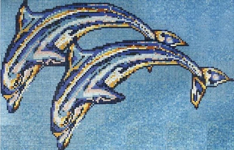 Стеклянная мозаика Ezarri Панно D - 13 / 2508 - А 263х417 см стеклянная мозаика ezarri панно d – 56 2508 а 250х250 см
