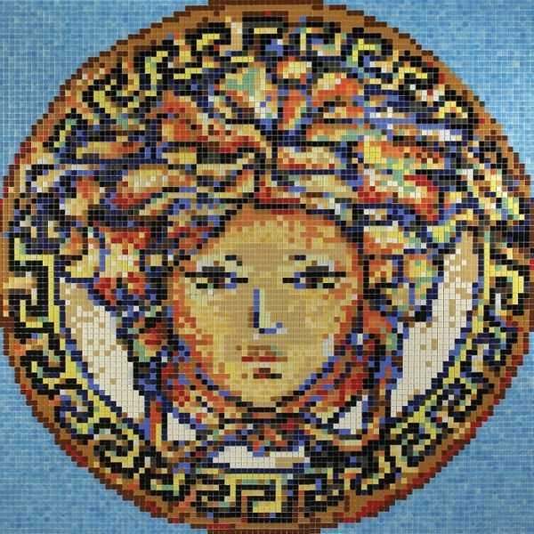 Стеклянная мозаика Ezarri Панно D – 56 / 2508 - А 250х250 см стеклянная мозаика ezarri панно d – 56 2508 а 250х250 см