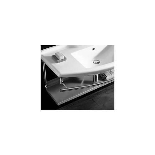 Topazio 9058 ХромКомплектующие<br>Структура подвесная Kerasan Topazio 9058. Цвет хром.<br>