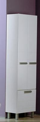 Шкаф-колонна Акватон Альтаир 1A041803AR010 Белый шкаф колонна акватон диор 1a110803dr010 белый