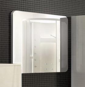 Зеркало Акватон Валенсия 75 1A124702VA010 Белое зеркало retro 75 белое