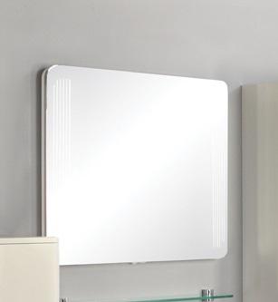 Валенсия 90 БелоеМебель для ванной<br>Акватон 1A124202VA010 Валенсия 90 зеркало<br>