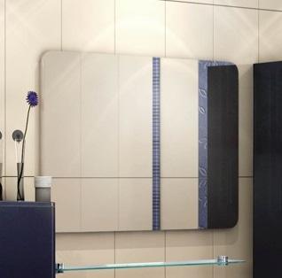 Валенсия 110 БелоеМебель для ванной<br>Акватон 1A124602VA010 Валенсия 110 зеркало<br>