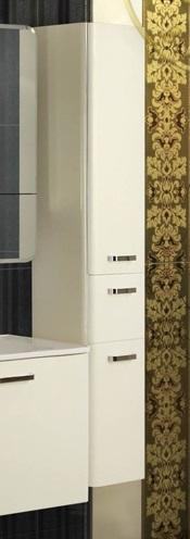 Подвесной шкаф-колонна Акватон Валенсия 1A123803VA35L Аметист левый цена