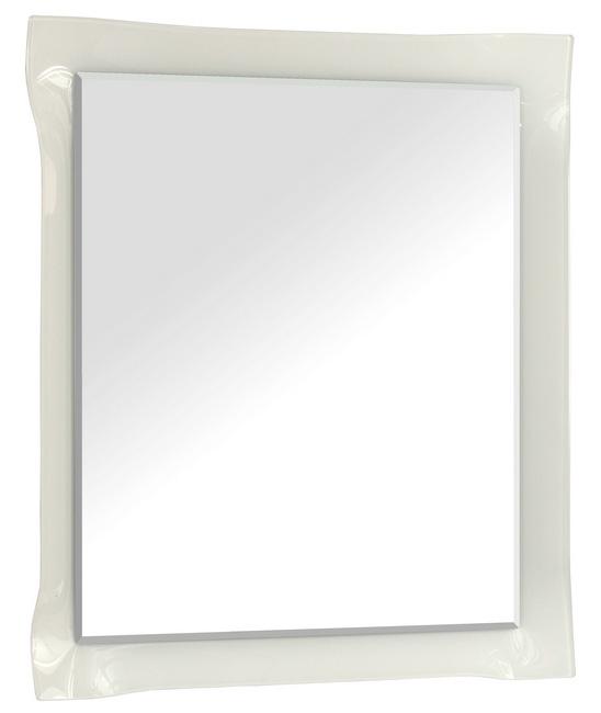 Палермо  75 БелоеМебель для ванной<br>Акватон 1AX011MRXX000 Палермо 75 зеркало<br>