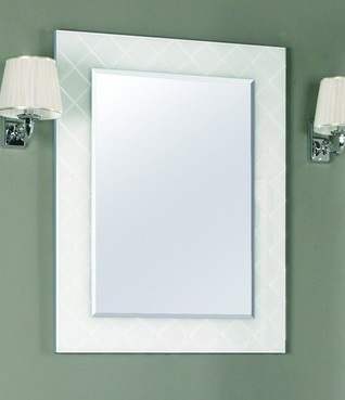 Зеркало Акватон Венеция 75 1A151102VNL20 Черное