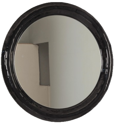 Зеркало Акватон Андорра 90 1AX006MRXX000 Черное