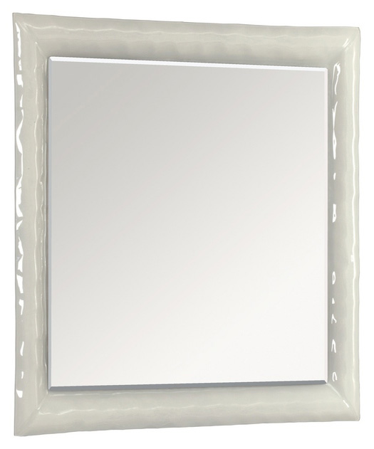 Зеркало Акватон Модена 90 1AX009MRXX000 Белое цена и фото
