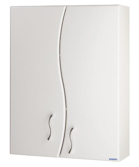 Дионис БелыйМебель для ванной<br>Акватон 1A006303DS010 Дионис шкаф двустворчатый<br>