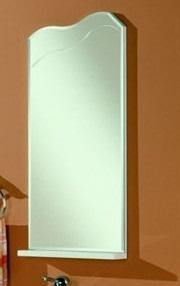 Зеркало Акватон Колибри 45 1A065302KO01L Белое левое