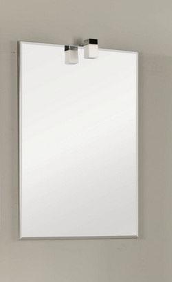Крит 60 БелоеМебель для ванной<br>Акватон 1A163302KT010 Крит 60 зеркало<br>