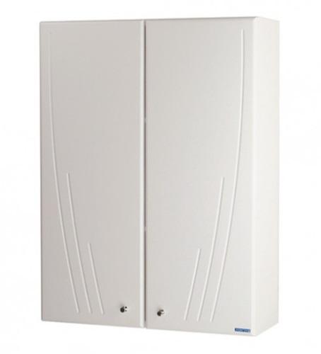 Двустворчатый шкаф Акватон Минима 1A001703MN010 Белый шкаф колонна акватон минима м 1a132203mn01l белый левый