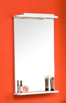 Мира 47 ХромМебель для ванной<br>Акватон 1A019802MR010 Мира 47 зеркало.<br>