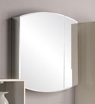 Севилья 80 БелыйМебель для ванной<br>Акватон 1A125502SE010 Севилья 80 зеркальный шкаф.<br>