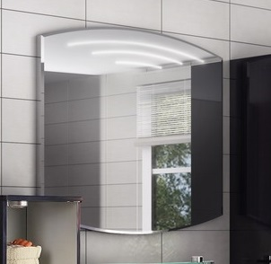Севилья 80 БелоеМебель для ванной<br>Акватон 1A126002SE010 Севилья 80 зеркало<br>