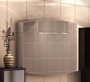 Севилья 120 БелыйМебель для ванной<br>Акватон 1A125702SE010 Севилья 120 зеркальный шкаф<br>