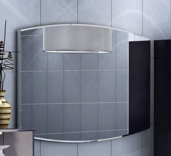 Севилья 120 БелоеМебель для ванной<br>Акватон 1A126202SE010 Севилья 120 зеркало<br>