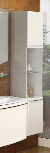 Севилья  АметистМебель для ванной<br>Акватон 1A126603SE350 Севилья шкаф-колона<br>