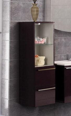 Севилья АметистМебель для ванной<br>Акватон 1A126703SE350 Севилья подвесная полуколонна<br>