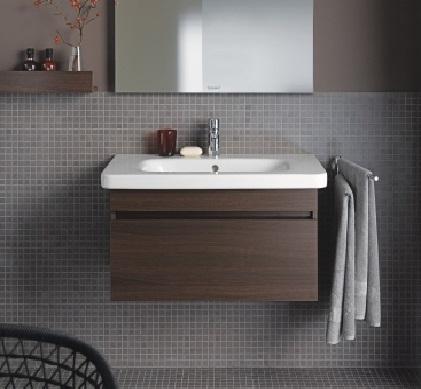 Durastyle DS638005353 Тёмный каштанМебель для ванной<br>Тумба под раковину Duravit Durastyle DS638005353. Размеры: 580 x 448 x 398 мм.<br>