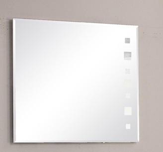 Зеркало Акватон Стамбул 85 1A127502ST010 Белое зеркальный шкаф акватон стамбул 85 1a128402st590 сосна лоредо