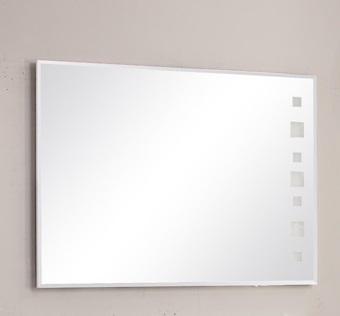 Зеркало Акватон Стамбул 105 1A127602ST010 Белое зеркальный шкаф акватон стамбул 85 1a128402st590 сосна лоредо