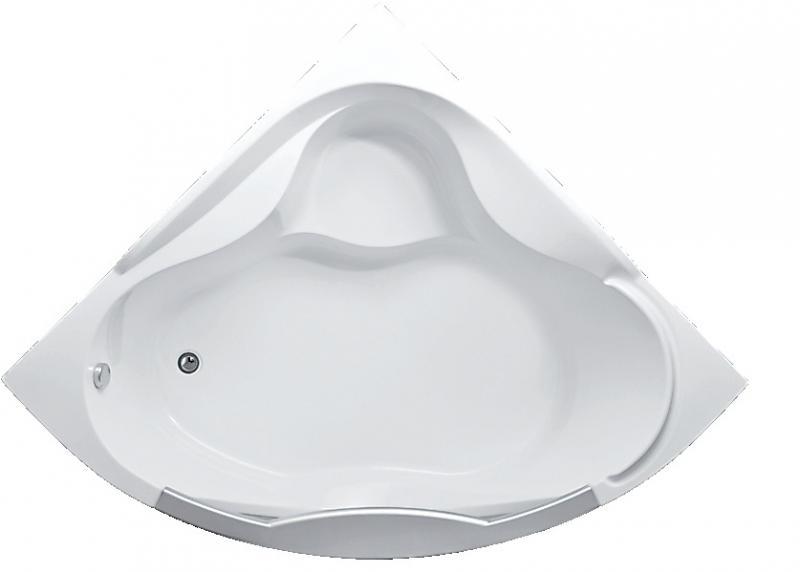 Grand Luxe без гидромассажаВанны<br>1MarKa Grand Luxe угловая акриловая ванна. Стоимость указана за ванну на каркасе с фронтальной панелью без гидромассажа, слива-перелива необходимо приобретать отдельно.<br>