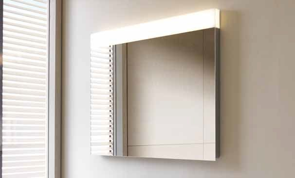 Durastyle DS726800000 с подсветкойМебель для ванной<br>Зеркало с подсветкой Durastyle DS726800000 800 x 40 x 800 мм.<br>