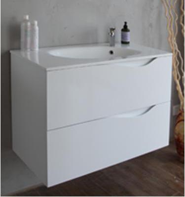 Clima BB900JH1C Bianco LucidoМебель для ванной<br>Тумба под раковину BelBagno Clima BB900JH1C/BL подвесная с двумя выкатными ящиками, с доводчиками. Дополнительно Вы можете приобрести: раковину из искусственного мрамора BB900JHB и зеркало с подсветкой BB800PJS.<br>
