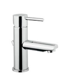 Basix 21500 Хром C00Смесители<br>Однорычажный смеситель для ванной комнаты Oioli Basix 21500.<br>