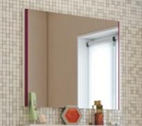 Forza 800 11 белоеМебель для ванной<br>Зеркало Valente Forza 800 11. Размер: 800х36х650 мм.<br>