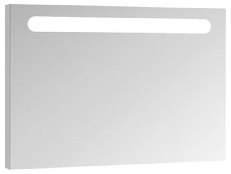 Зеркало Chrome 600 БелоеМебель для ванной<br>Зеркало Chrome 600 X000000546 со встроенным освещением. Зеркало можно установить над раковиной Chrome 600.<br>