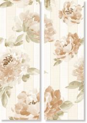 Blossom - 2 Beige 50x75