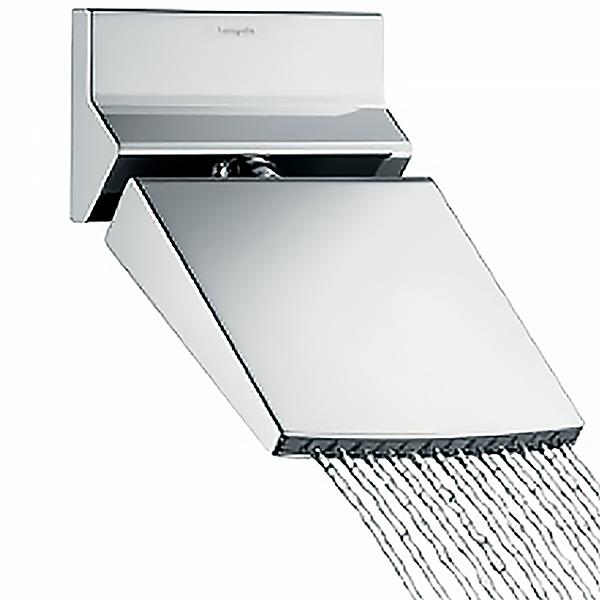 Raindance 26443000 ХромВерхние души<br>Верхний душ Hansgrohe Raindance 26443000 с насадкой RainStream.<br>Душевой диск: 15 см<br>Монтаж: на стену<br>Особенности:<br>Насадка RainStream: поток из крупных капель воды.<br>Расход воды: 18 л/мин.<br>