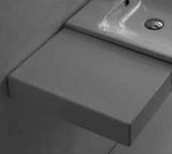 Cento 3560 630 ммРаковины<br>Столешница из керамики 63 см (также отрез на 22, 32 и 42 см)<br>
