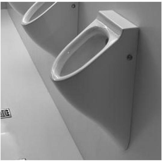 Aquatech 3735 ПодвеснойПиссуары<br>Писсуар подвесной Kerasan Aquatech 3735 в комплекте с сифоном и крепежом. Цвет белый.<br>