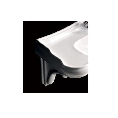 Retro 1079 КерамикаМебель для ванной<br>Опора из керамики Kerasan Aquatech 1079 (в комплекте с крепежом)<br>