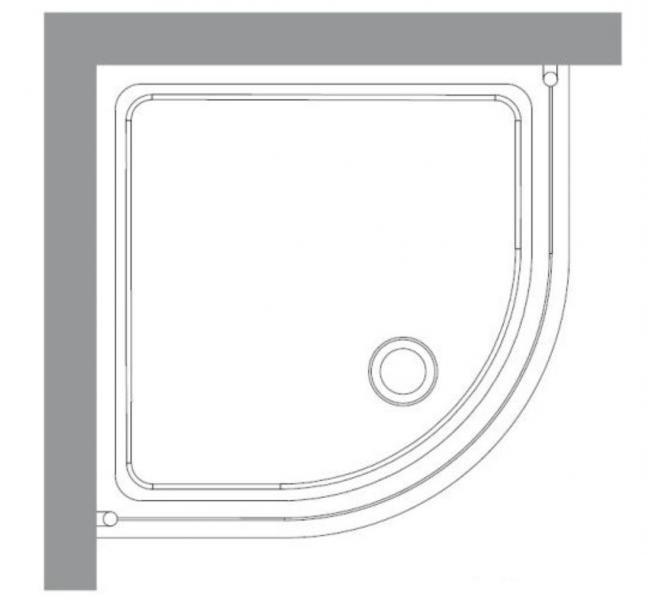 Retro 9158 T3 профиль бронза стекло прозрачноеДушевые ограждения<br>Душевой уголок Kerasan Retro 9158 T3. Профиль бронза, стекло прозрачное.<br>