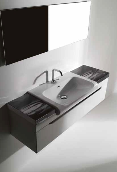 Inka Project 911101 1200 ммМебель для ванной<br>Мебель  Inka Project 911101 лакированная белая глянцевая.<br>