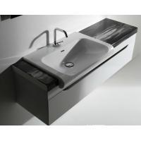 Inka Project 911102 1200 ммМебель для ванной<br>Умывальник Inka Project 911102 для столешниц из керамики. Цвет белый глянцевый.<br>