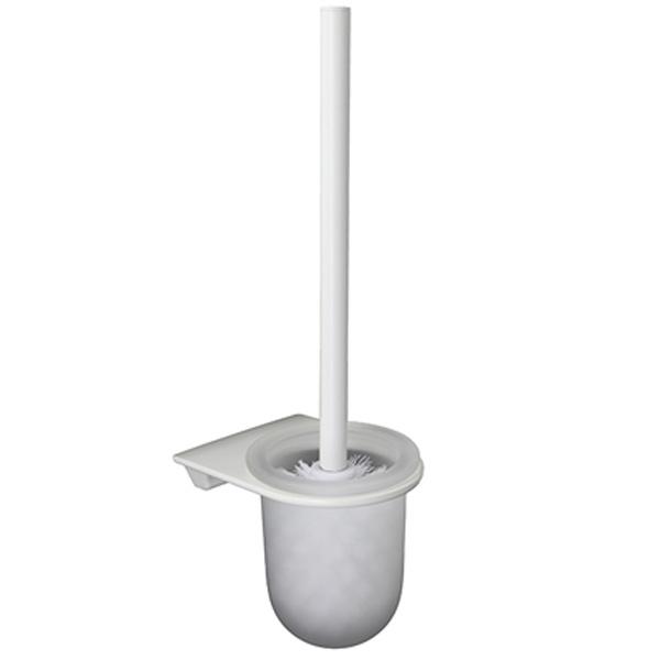 Ершик для унитаза WasserKRAFT Kammel K-8327 Белый ершик для унитаза wasserkraft isen k 4027