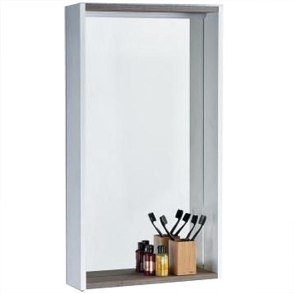 Зеркало Акватон Бэлла 46 1A221702BBAZ0 Белый Джара
