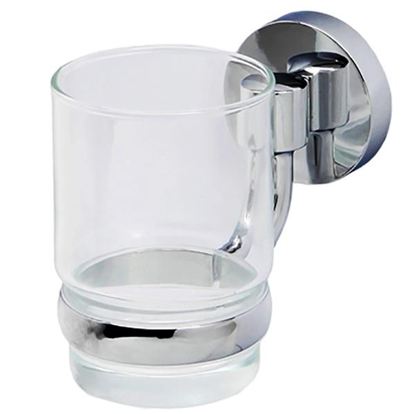 Стакан для зубных щеток WasserKRAFT Rhein K-6228 Хром цены
