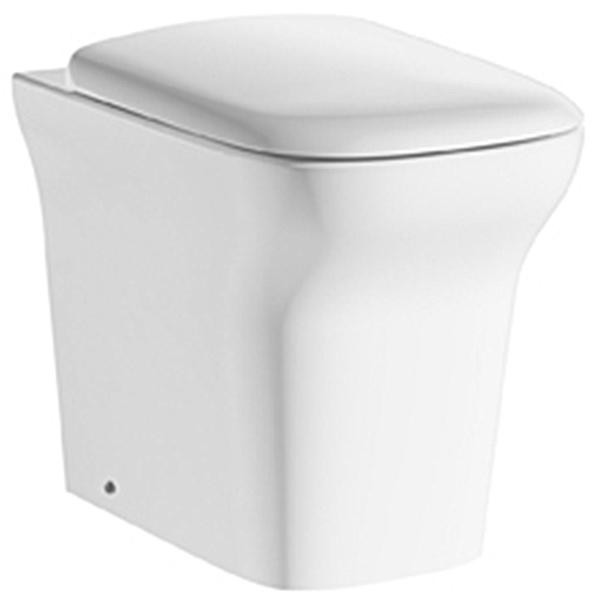 Унитаз Ceramica Nova Enjoy CN1102E приставной с сиденьем Микролифт унитаз ceramica nova enjoy cn1104e подвесной с сиденьем микролифт