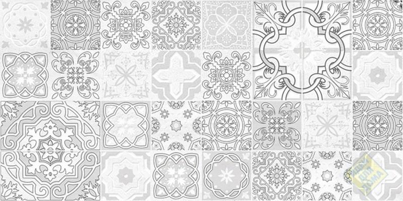 Керамический декор Laparet Concrete Vimp серый 30х60 см керамический декор laparet genesis fractal коричневый 30х60 см