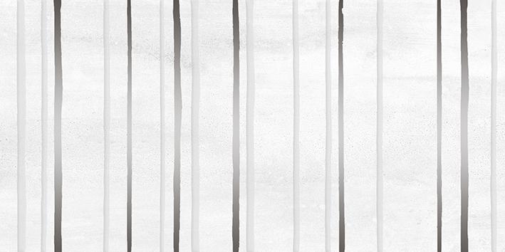 Керамический декор Laparet Concrete Trigger серый 30х60 см